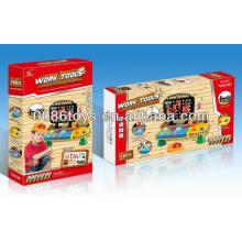 Plastic children tool play set toy