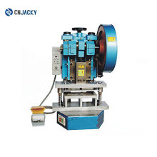 0.1-1.5mm Thickness Manual PVC Card Punching Machine