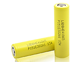 flashlight iphone battery 18650 Battery LG HE4 2400mAh