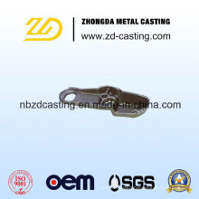 Steel Casting for Excavator Arm Cylinder