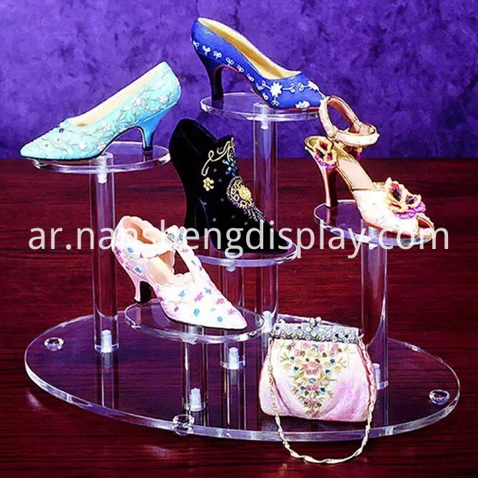 Acrylic Shoe Display