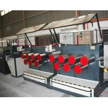 Línea de producción automática plástica de la banda del fleje del PET de la máquina