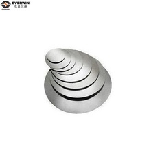 1060 alloy aluminium induction circle wafer for cookware