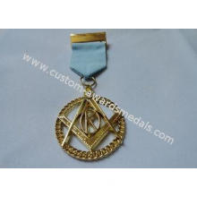Short Ribbon Iron / Brass / Zinc Alloy Die Casting Die Cast