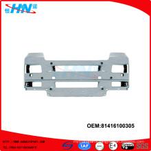 MAN truck front bumper auto spare Parts 81416100305