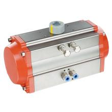 ISO 5211 estándar actuador neumático