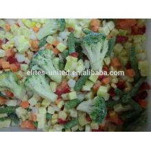 Legumes congelados misturados