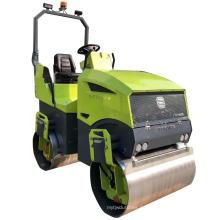 Compactador de rodillos totalmente hidráulico de 2 toneladas a la venta