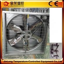 Jinlong-Kühlventilator mit zentrifugalem Fensterladen für Geflügel und grünes Haus