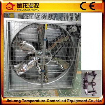 Jinlong Cooling Fan with Centrifugal Shutter for Poultry and Green House