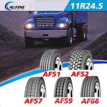Neumático de camioneta Radial marca litros (8.25R16)