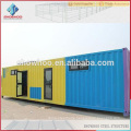 underground portable prefabricated container house