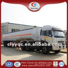 Verkauf 50,000L 3 axle 50cbm single axle semi trailer