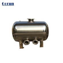 Tanque de armazenamento 2000L de aço inoxidável da água