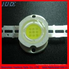 super flux 9w warm white 2700K high power led for street light(HPVR1206000-6)----ROHS