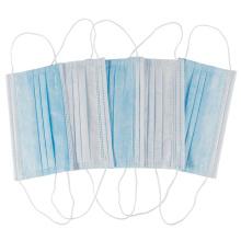 Masque jetable non tissé à 3 plis, idéal pour les enfants