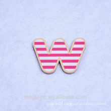 wood refrigerator magnet wholesale fashion letter fridge magnet
