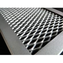 Streckmetallgitter aus Aluminium (ZT0-1)