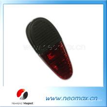 Pinzas magnéticas de plástico