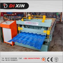 Dx 840 Panneau de toit et panneau de toit Machine de formage de rouleaux