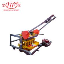 QMR4-45 machine de production de brique,turkish block making machine,cinder brick making machine