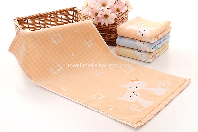 Orange Hand Towels