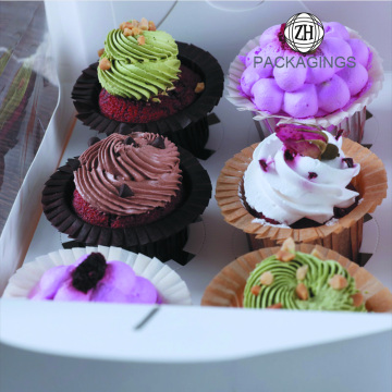 Food Packaging Material Mousse Package for Customize