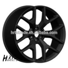 HRTC alloy Material 26*10 hre replica car wheel rim