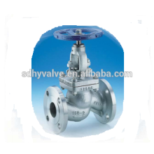 150LB STAINLESS STEEL FLANGE END GLOBE VALVE