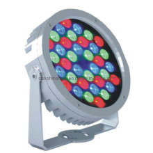 36W IP68 Round RGB Colorful Underwater Light