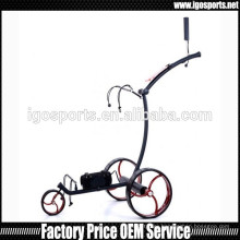 golf trolley with seat