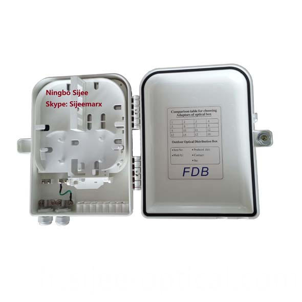 FTTH Fiber Distribution Box