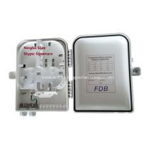 Caixa de distribuição de fibra de 16 Cortes FTTH