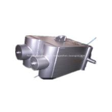 Échangeur de chaleur à plaques et à ailettes pour la séparation de l'air / produits chimiques