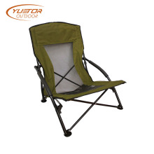 Chaise pliante de camping Ultimate Comfort Low Sling Beach