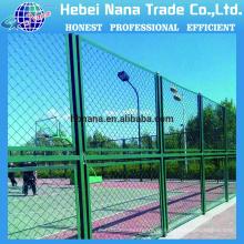 баскетбольная площадка загородка гальванизированная загородка звена цепи