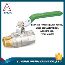 water blow off valve push button 2w160-15 water solenoid valve