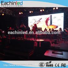 Stellen Sie Innenmiete LED-Videowand p3 p4 preiswerte Innen geführte Innenanzeige für Binderanzeige zur Verfügung