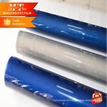 Mantel de rollo de película de pvc transparente super para cubrir