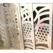 Système de découpe à jet d'eau CNC pour acier inoxydable
