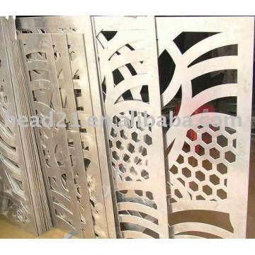CNC система гидроабразивной резки для нержавеющей стали