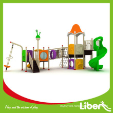 Children Plastic Outdoor Playing Ground of Jazz Music Series LE.YY.007