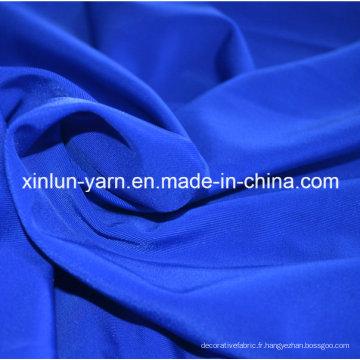 Fetish Wear Lycra Nice Lycra tissu pour sous-vêtements / bikini