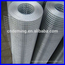 hot dipped galvanized bird cage Welded Wire Mesh Roll