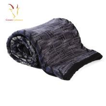 Printed Kids 100% Wool Warm Blanket