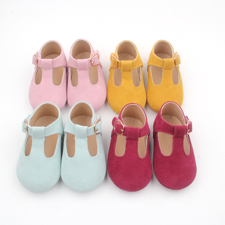 Soft Leather Baby Shoes Dress Shoes