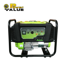 2000 Watt To 2200watt 100% Copper Wire Single Phase Gasoline Generator