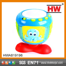 Magic Learning Table Mini batería de control de juguetes de tambor de bebé