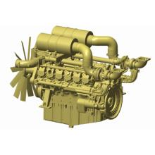 60 Гц 825KVA Дизельный генератор Googol