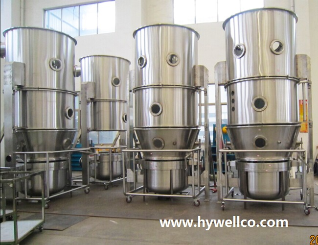 Granulating Drying Machine